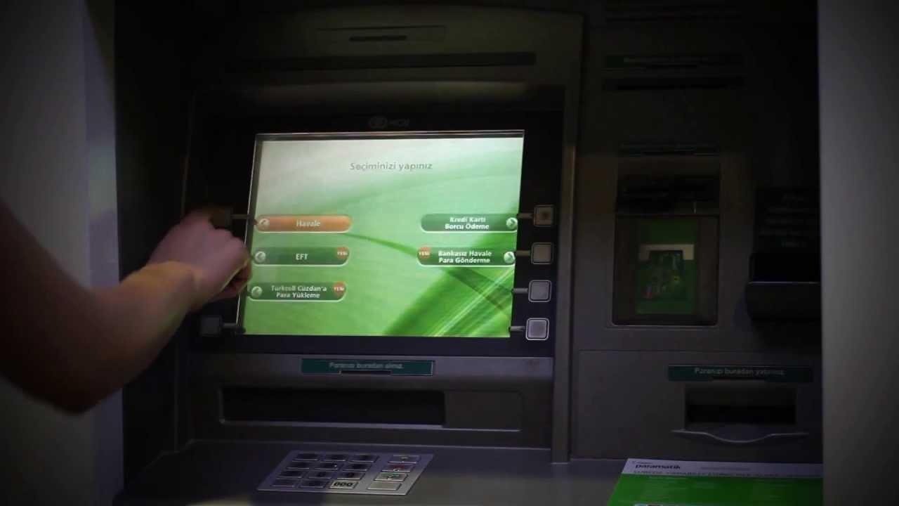 ATM'den Yatırdığım Para Hesabımda Gözükmüyor