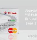TEB TOTAL Kart Özellikleri